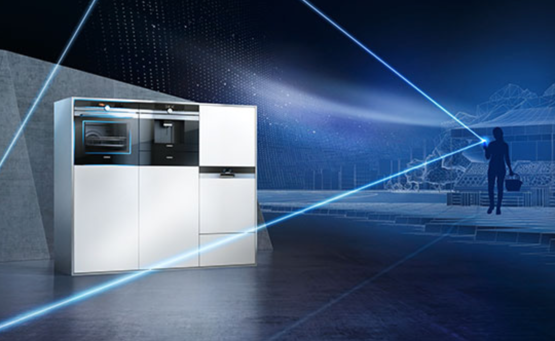 Siemens Backofen mit Home Connect App Backofen bedienen